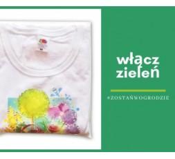 Koszulka damska biała XL